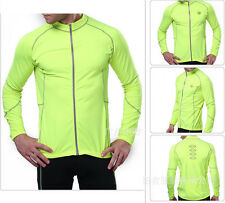 Cycling Bicycle Bike Outdoor Top Jersey Shirt Long Sleeve QuickDry Full Zip Pink