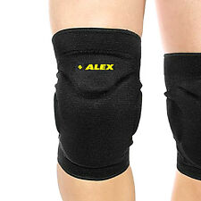 NEW ALEX ATHLETIC VOLLEYBALL WRESTLING MARTIAL ARTS UNISEX PROTECTIVE KNEE PADS
