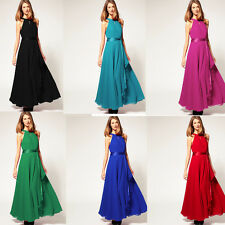 Newest Vintage Ethos Inordinance Ball Gown Sleeveless Off-Shoulder Long Dress