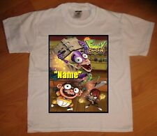 """""""Fanboy and Chum Chum"""" Personalized T-Shirt - NEW"""