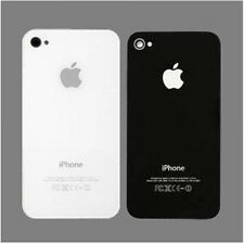 BACK GLASS PLATE OR PANEL/DOOR FOR IPHONE 4s ( BLACK / WHITE )