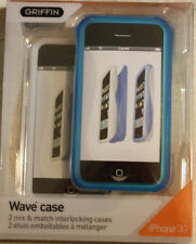 Griffin Wave Case for iPhone 3G  2 Mix & Match Cases & single cases