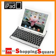 Wireless Bluetooth Keyboard Stand Case Cover Dock For Apple the New iPad 2 3 4