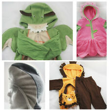 Toddler Unisex Halloween Costumes Dragon/Bee/Shark/Flower/Lion 3-18 Months USA