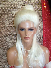 VEGAS GIRL SPECIAL WIGS PICK A COLOR KARATE GIRL ROOTED FRONT FANTASTIC SHOW WIG