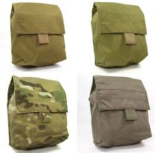 Eagle Industries MOLLE 100 Round SAW / GP Utility Pouch - choice of color