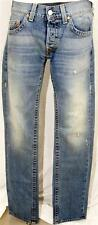 NEW WITH TAGS TRUE RELIGION ROCCO SLIM FIT JEANS OUTBACK MED T5 WASH SIZES 30-36