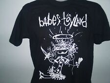 BABES IN TOYLAND     PUNK   MUSIC  T SHIRT