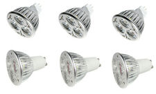 GU10 MR16 GU5.3 LED 3X3W Home Light Bulb spot Lamp CREE 9W power Warm Cool White