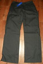 Factory Uniforms Scrub Pants New With Tags, Color: Black