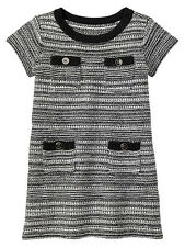 NWT Baby Gap Girls Pocket Knit Dress (18-24m; 4T or 5T)