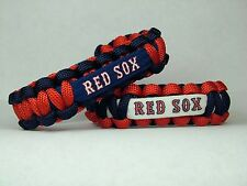 Boston Red Sox  MLB Survival 550 Paracord Bracelet  2013 World Series Champions