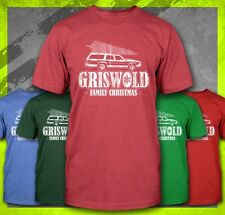 GRISWOLD FAMILY CHRISTMAS CLARK GRISWALD TREE FUNNY XMAS HOLIDAY T-SHIRT TEE