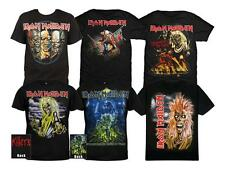 IRON MAIDEN various designs T-SHIRT NEW S M L XL XXL trooper killers authentic