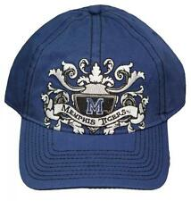 New! University of Memphis Tigers Adjustable Buckle Back Hat Embroidered Cap