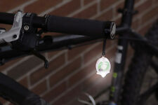CYCLE LIGHTS FOR BICYCLES BIKES CLOTHING BAGS IMPROVES VISIBILITY AT NIGHT