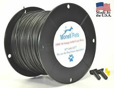 16 Gauge Heavy Duty Superior Pro Dog Fence Boundary Wire Continuous & Compatible