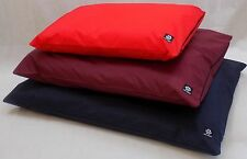 Thick Heavy Duty Waterproof Dog Mattress Pet Bed COVER ONLY   ** MADE IN UK **