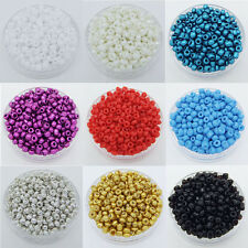 1000 Pcs 2mm Czech Glass Seed Spacer beads Jewelry Making DIY Hot Sale Color Z19