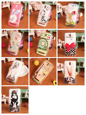 Accessory CUTE Cartoon Hard Protection Case Back Skin Cover For HTC Desire 500