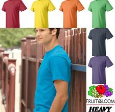 Fruit of the Loom - Heavy Cotton HD T-Shirt - 3930 Over 30 Colors Sizes S-6XL