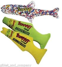 YEOWWW! CATNIP FISH - Asst Filled only with Super Strong Organic Catnip Cat Toy