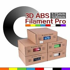 1.75mm / 3mm 3D-Printer ABS/PLA Filament White,Black,Red,Yellow,Orang,Blue,Green