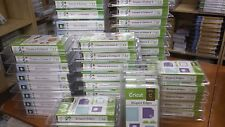 Different Cricut Cartridges to Choose From - All Brand New & Sealed!!!