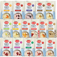 Easiyo Yogurt Mixes Pick Your Own 4 or 8  Delicious Flavours from the list Below
