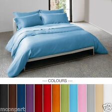 ULTRA SOFT DEEP POCKET BED SHEET SET - STYLISH COLORS! TWIN FULL QUEEN CAL KING