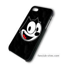 Felix The Cat 4 New Plush Toy iphone 4 4g 4s 5 & galaxy S3 S4 hard case cover