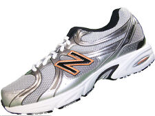 Mens New Balance MR470SBO Running Shoe Width D Silver Black Orange