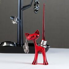 Koziol MIAOU Ring Stand - What's new, Pussycat? Fun Ring Holder in 8 Colors