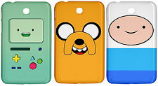 """Samsung Galaxy Tab 3 7"""" case cover Adventure Time Finn Jake Beemo + Stand ★★★★★"""