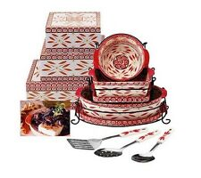 Temp-tations Old World 13pc Limitless Lid-it Set with Gift Boxes K39802