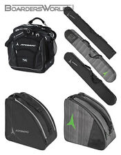 2014 ATOMIC Skitasche Bootbag AM DOUBLE SKI SINGLE SLEEVE REDSTER HEATABLE