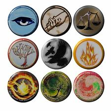 Divergent MIRRORS Various 6 cm 2.25 inch  Factions Christmas Stocking Filler
