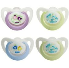 NUK ADVANCED ORTHODONTIC PACIFIERS NEWBORN 2-PACK SIZE 0-2 MONTHS