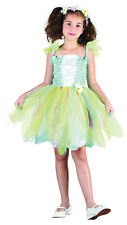 CUTE FLOWER FAIRY PRINCESS TUTU DRESS CHILD FANCY DRESS FAIRY TALE COSTUME