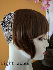Bangs for Hats-perfect under any hat! (for cancer patients with chemo hair loss)