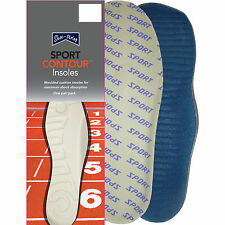 Moulded Insoles Sport Contour shoes boots UK4-12 all sizes quality for value