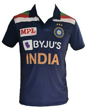 India Team Cricket Jersey 2016 Indian shirt / Jersey IPL ODI T20 Star World Cup