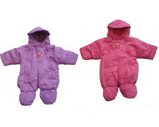 PENG FA BABY GIRL KIDS JUNIOR ALL-IN-ONE WATERPROOF SNOWSUIT COAT 3 - 18 MONTHS