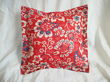 NEW Custom toss pillow made w/ Ralph Lauren Villa Martine fabric MIX and MATCH