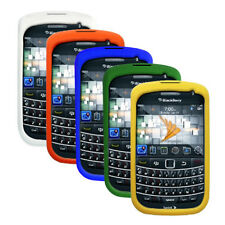 Silicone Soft Rubber Cover Case for BlackBerry Bold 9650 / Tour 9630