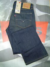LEVI'S 527 MEN'S SLIM BOOT CUT LOW RISE ZIP FLY STRETCH JEANS COVERED UP