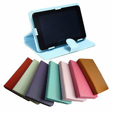 """7 Inch Colorful Universal Leather Case Cover Stand for 7"""" Tablet PC Mid Android"""