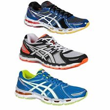 NEW MENS GEL ASICS KAYANO 19 RUNNING TRAINING FITNESS GYM RUNNERS MEN'S SHOES