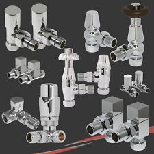 Central Heating Valves & Accessories For Radiators and Heated Towel Rails
