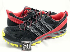 d4d6f73897cfb New 10.5 Adidas KANADIA 5 Trail Running Mens Shoes Red Black Yellow Outdoor